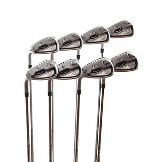 New Cobra Fly-Z Iron Set 4-PW,GW R-Flex Dynalite XP 85 Steel LEFT HANDED
