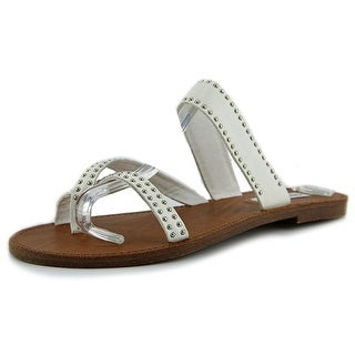 Steve Madden Aveery Open Toe Leather Sandals