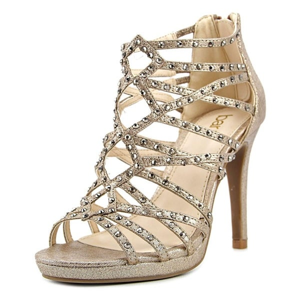 Bar III Brooke 2 Women Champagne Sandals