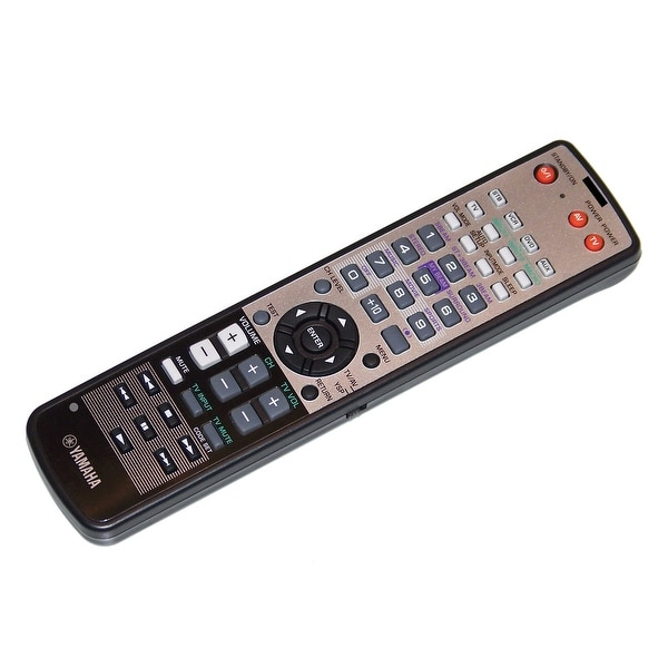 OEM Yamaha Remote Control Originally Shipped With: YSP1100, YSP-1100, YSP1100SL, YSP-1100SL, YSP900, YSP-900