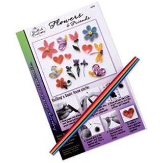 Flowers & Friends - Quilling Kit