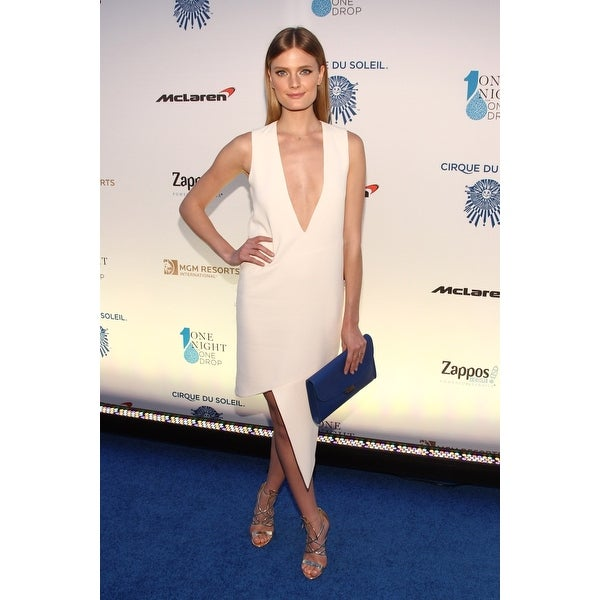 e8840f29a Shop Constance Jablonski At Arrivals For Cirque Du SoleilS Fourth Annual  One Night For One Drop The Smith Center For The Performing A - Free  Shipping On ...