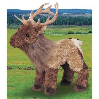 """Douglas 8"""" Plush Animal Eddie Elk - multi"""