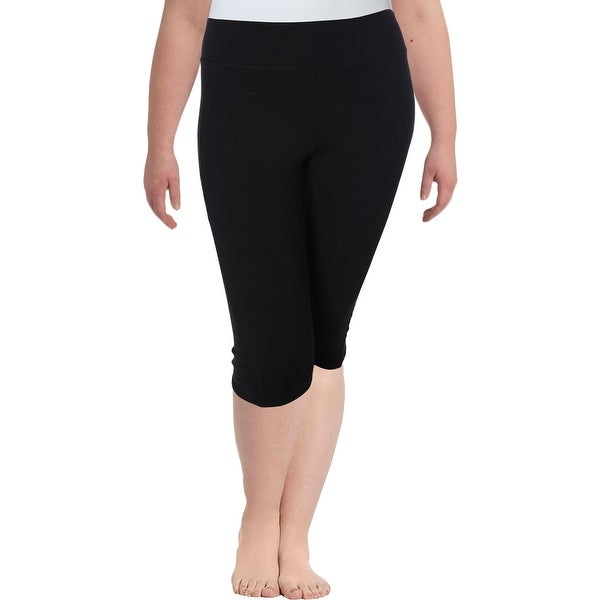 28dfde60a43fa Shop Calvin Klein Performance Womens Athletic Leggings Running ...