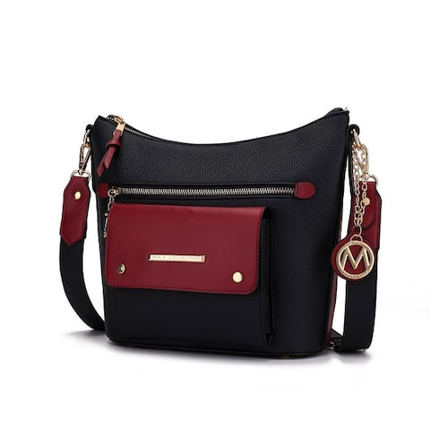 MKF Collection Candace Cross-body by Mia k.