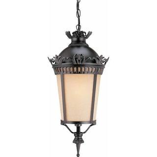 Volume Lighting V8732 New Orleans 1 Light Outdoor Pendant
