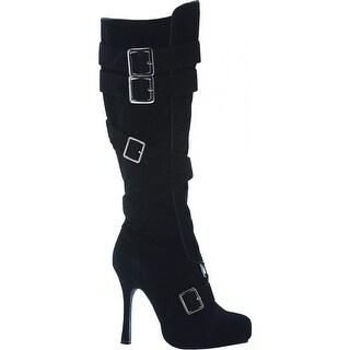 Vixen Black Boots