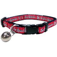 MLB St. Louis Cardinals Cat Collar
