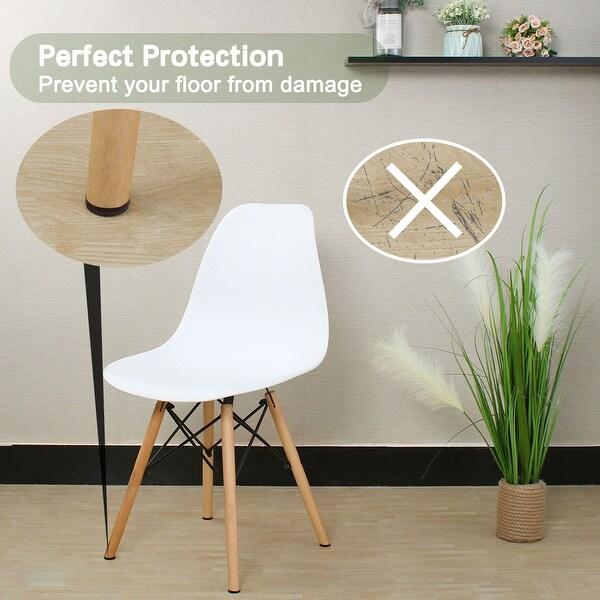 144 Foam Rubber Furniture Floor Scratch Protector Bumper Pad Non-Skid Self Stick