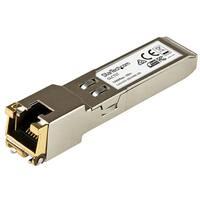 Startech Gigabit Rj45 Copper Sfp Transceiver Module - Cisco Glc-T Compatible Sfp - 1000Base-T (Glctst)