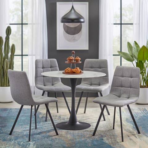 Simple Living Rho 5-piece Dining Set