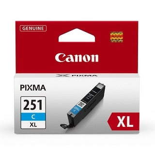 Canon Ink CLI-251 C XL Individual Ink Tank