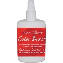Scarlet -Color Burst Powder