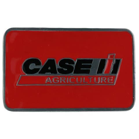 Case IH Agriculture Logo Belt Buckle - one size
