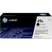 HP 49A Black Original LaserJet Toner Cartridge for US Government (Q5949A)(Single Pack)
