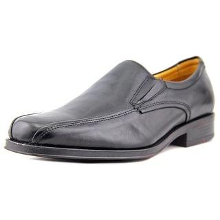 Giorgio Brutini Walsh Men Square Toe Leather Black Loafer