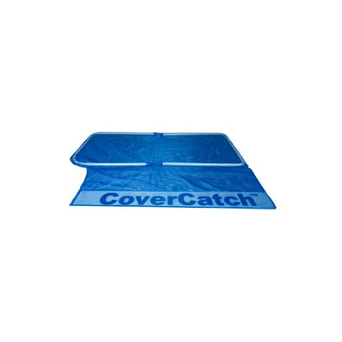 "43.75"" Blue Cover Catch Swimming Pool Solar Cover Accessory"