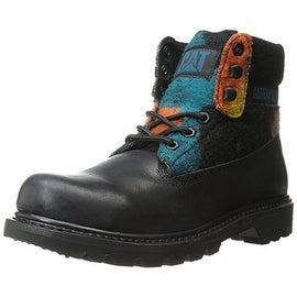 Caterpillar Womens Colorado Wool Leather Ankle Work Boots - 10 medium (b,m)