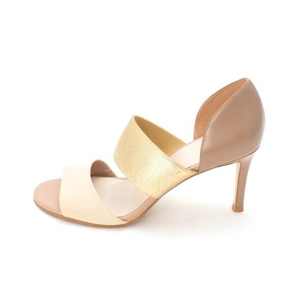 Cole Haan Womens Juliesam Open Toe Casual Slide Sandals - 6