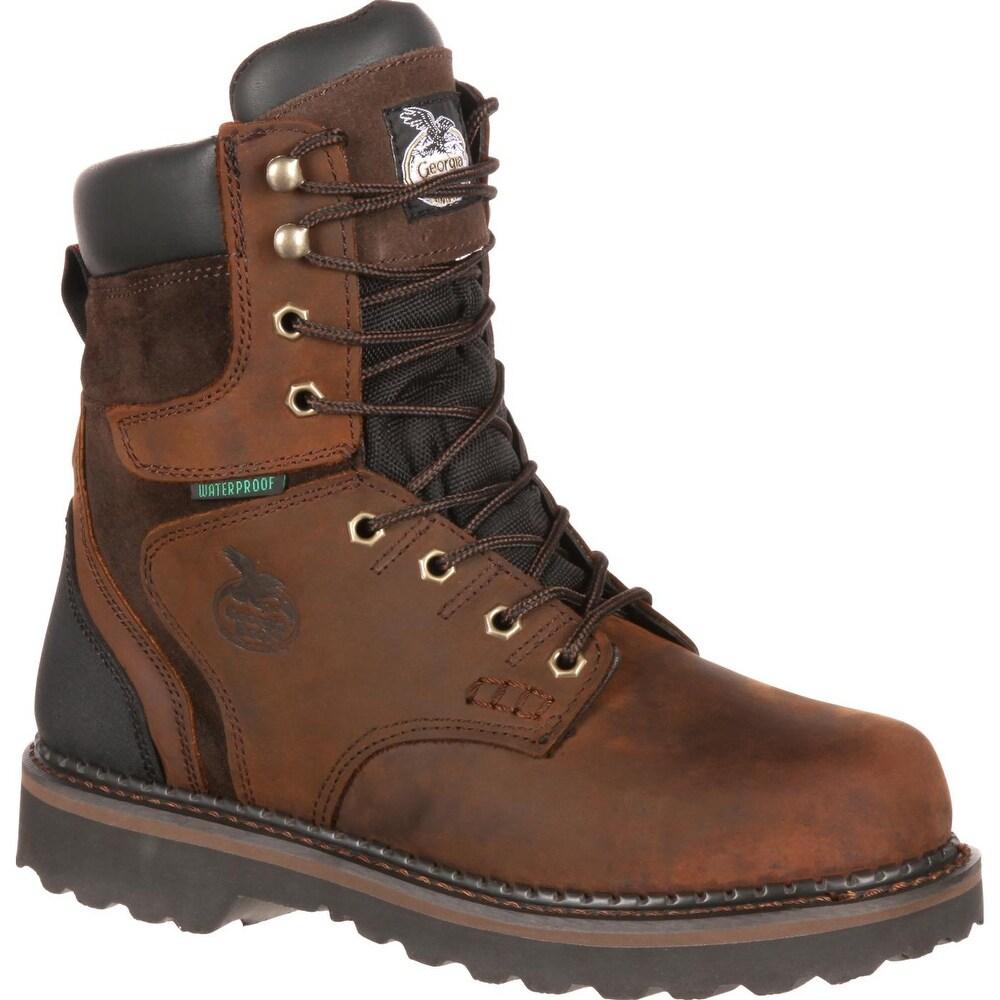 Black Friday Georgia Boot Men's Shoes