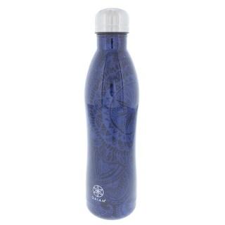 Gaiam Water Bottle Insulated BPA Free - swirl - 17 oz.