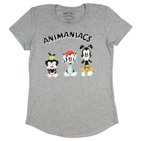 Animaniacs Juniors See No Evil Hear No Evil Speak No Evil T-Shirt