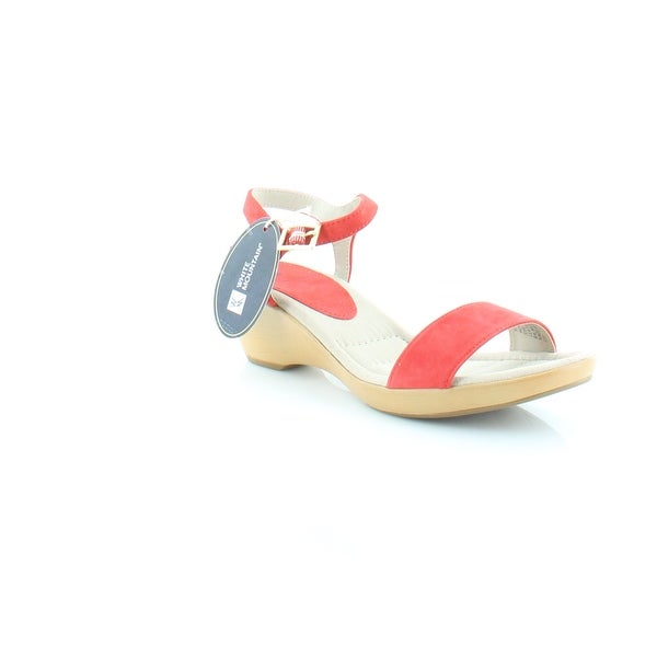 White Mountain Corky Women's Sandals Chili Red