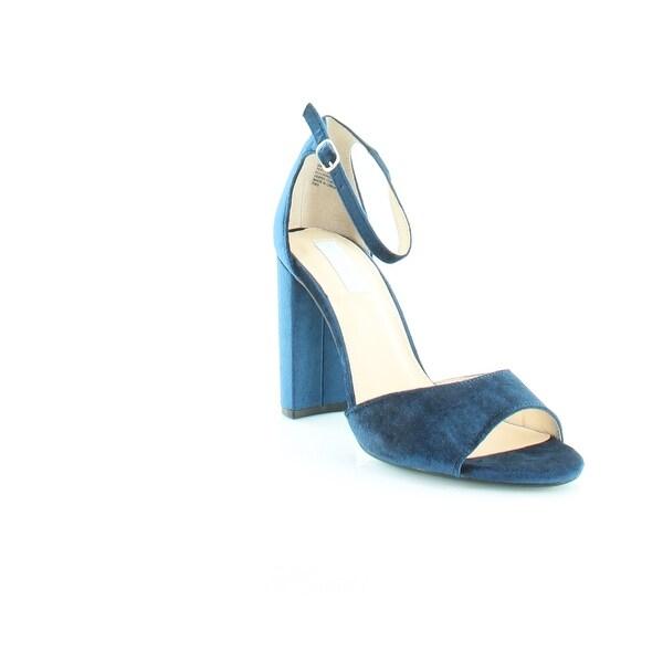 Betsey Johnson Carly Women's Heels Blue - 10
