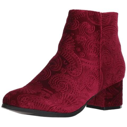Qupid Womens Mooch l Closed Toe Mid-Calf Fashion Boots