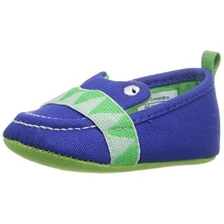 Rosie Pope Kids Footwear I See You Crib Shoes Canvas Infant Boy