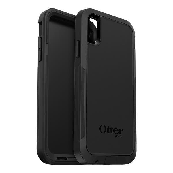 reputable site fc473 f0d23 Shop OtterBox PURSUIT SERIES Case for iPhone XR - Black - Free ...