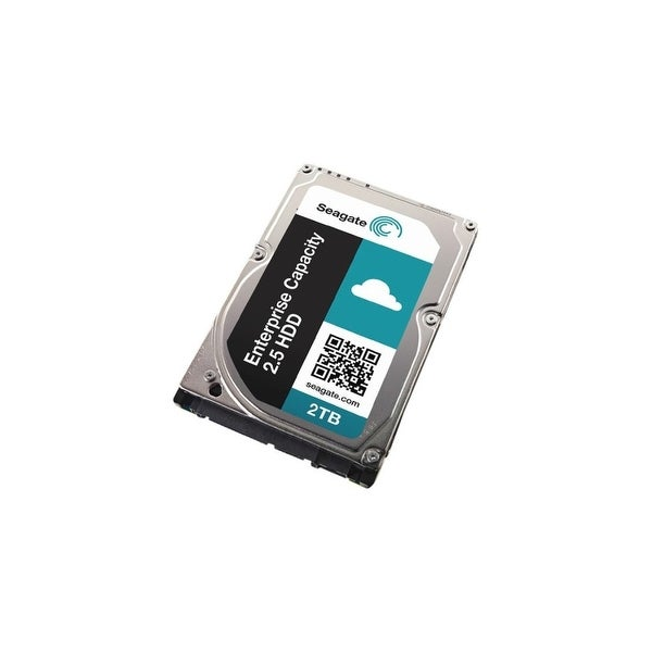 "Seagate Technology ST2000NX0243 Seagate Enterprise ST2000NX0243 2 TB 2.5"" Internal Hard Drive - SATA - 7200 - 128 MB Buffer"