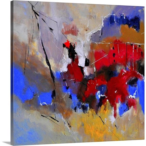 """Abstract 884127"" Canvas Wall Art"