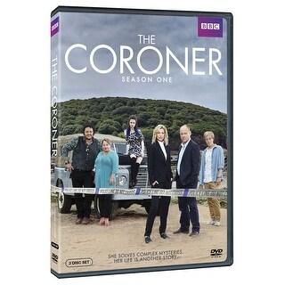 The Coroner Season 1 (Series 1) - DVD Region 1 (US & Canada)