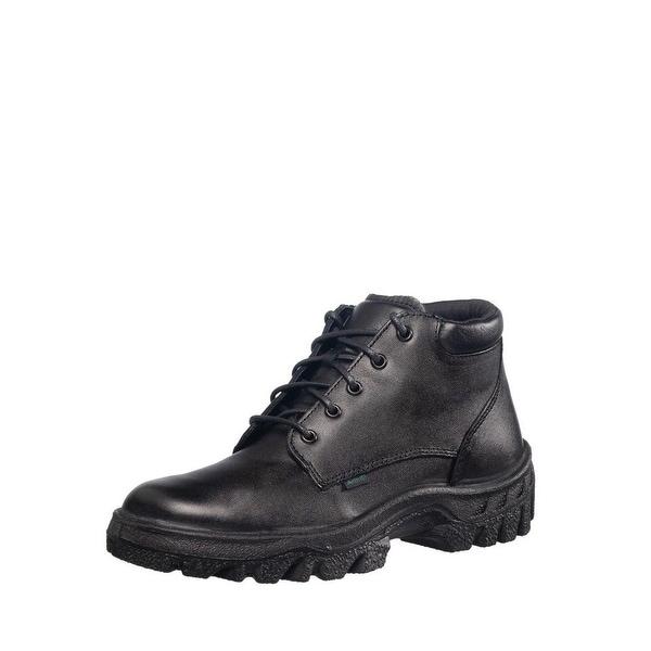 Rocky Work Boots Womens TMC Postal Chukka Duty Black