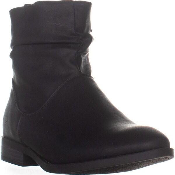 XOXO Cupertino Ankle Boots, Black - 10 US / 42 EU