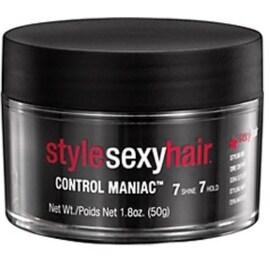 Sexy Hair Concepts Style Sexy Hair Control Maniac Wax, 1.8 oz