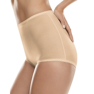 Hanes Shaper Brief 2-Pack - M