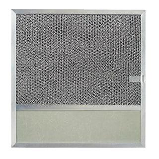 "Broan BP57 Replacement Range Hood Filter, 11-7/16"" x 11-3/16"", Aluminum"