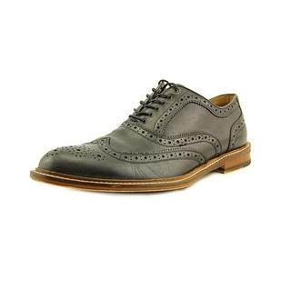 Aston Grey Collection Boyle Men Wingtip Toe Leather Oxford