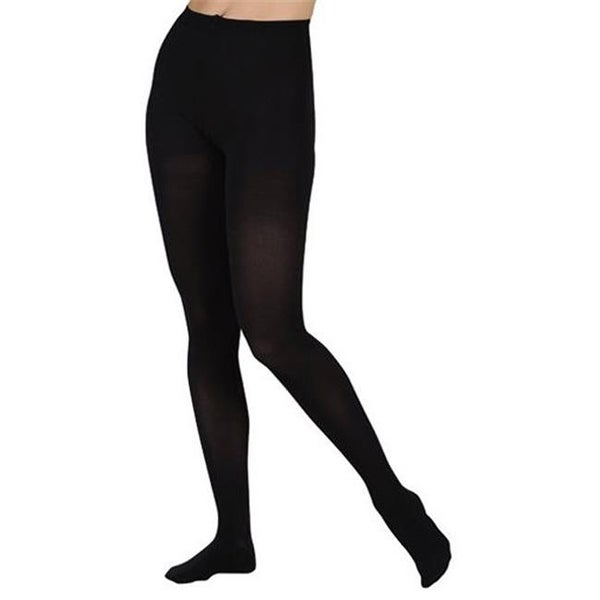 bbdf7e8bfdb Shop Medium Soft Open Toe Short Firm Compression Pantyhose with Fly - -  Free Shipping Today - Overstock.com - 25792216