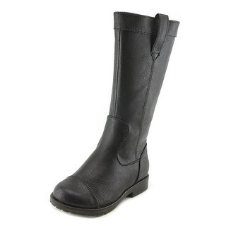Stride Rite Valerie W Round Toe Synthetic Knee High Boot