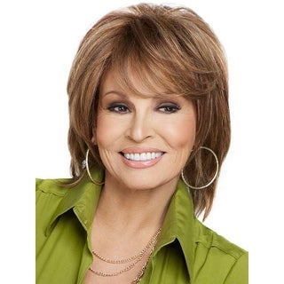 On Cue by Raquel Welch Wigs - Human Hair, Hand Tied