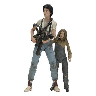 "Aliens 7"" Scale Action Figure 2-Pack: Ripley & Newt - multi"