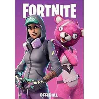 Fortnite Purple Notebook, Gamers by Hachette Book Group USA