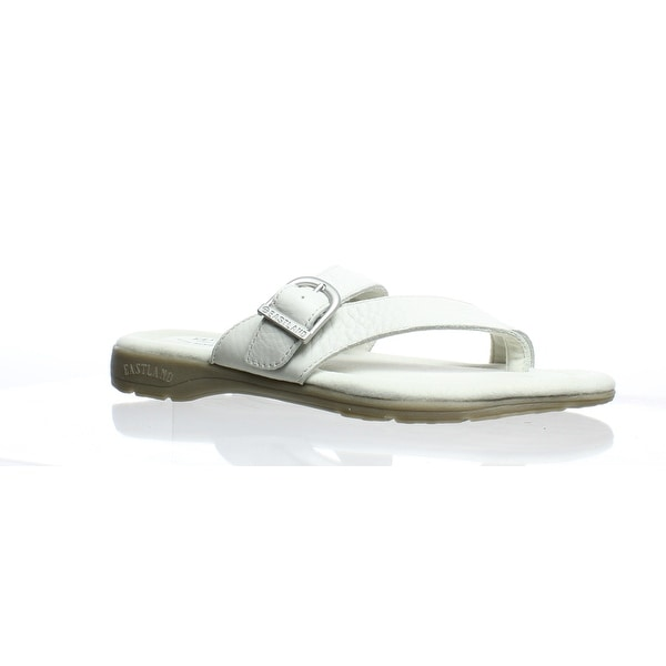 333a134e2bde Shop Eastland Womens Tahiti Ii Stone Sandals Size 9 - Free Shipping ...