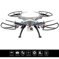 Costway Syma X8HG 2.4Ghz 4CH 6-Axis Gyro RC Quadcopter Drone HD Camera RTF
