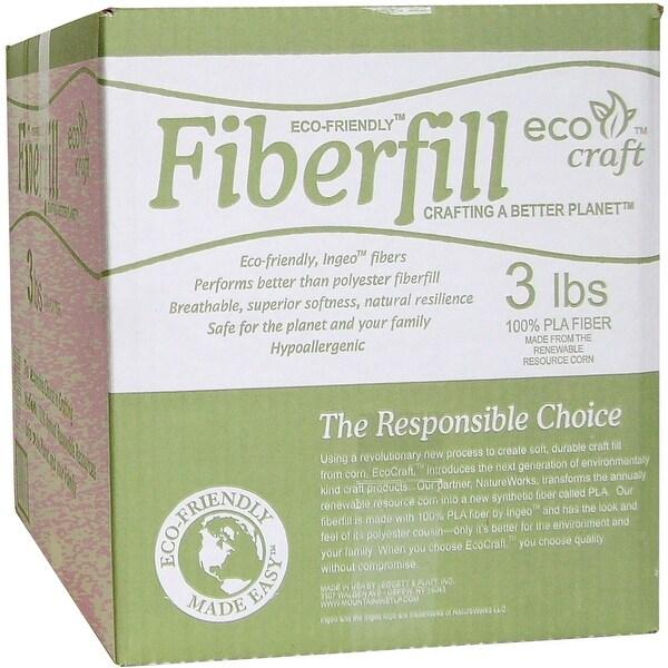 Eco-Friendly Fiberfill -3lb FOB: MI