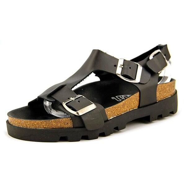 Sixtyseven 76765 Women Black Sandals