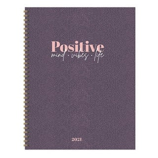 Link to 2021 Positive Mind Large Weekly Monthly Planner - 8.5x11 Similar Items in Calendars & Journals